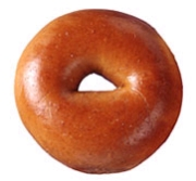 a bagel