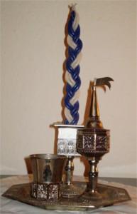 a havdalah set