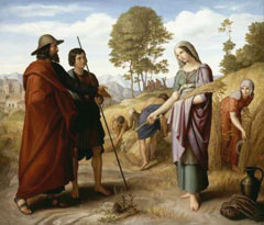 A scene from the Book of Ruth