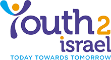 Y2i (Youth 2 Israel) logo