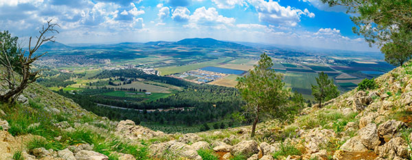 Geography of Israel 1