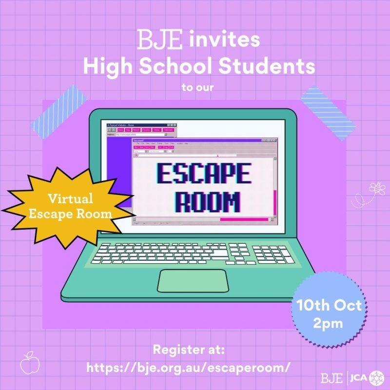 High School Online Escape Room 1