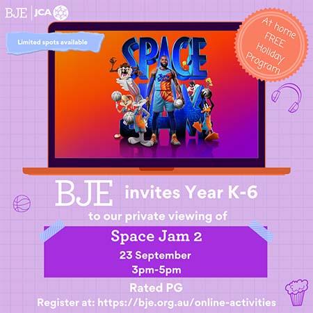 Online Primary School Holiday Activities 2